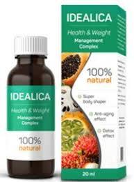 Idealica Tropfen - inhaltsstoffe - Nebenwirkungen - test