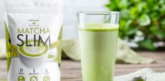 Matcha Slim - Nebenwirkungen - test - anwendung