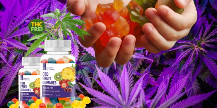 Sarahs Blessing Cbd Fruchtgummis - bewertungen - anwendung - inhaltsstoffe - erfahrungsberichte