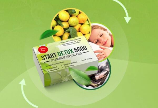 Start Detox 5600 - inhaltsstoffe - erfahrungsberichte - bewertungen - anwendung