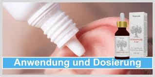 Nutresin Herbapure Ear - bei dm - in deutschland - in Hersteller-Website - kaufen - in apotheke