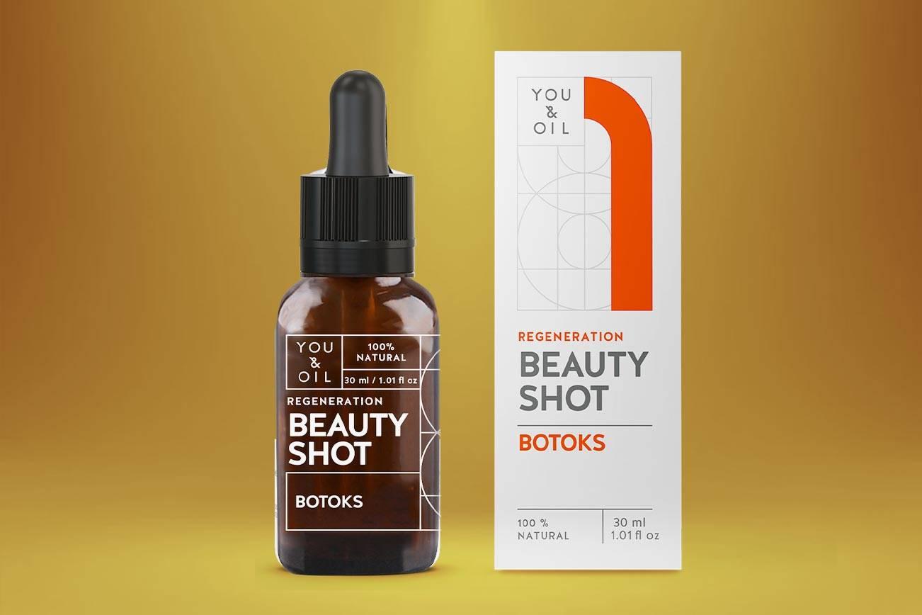 Botoks Oil Regeneration Beauty Shot - test - Stiftung Warentest - erfahrungen - bewertung